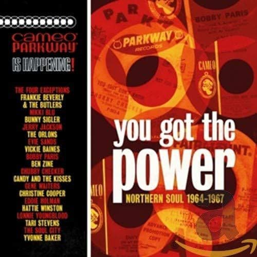 Various<br>You Got The Power (Northern Soul 1964-1967)<br>CD, Comp